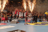Complex show at the EHF Champions League Final4