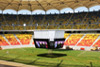 Videowürfel für neues Nationalstadion in Bukarest
