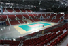 Seats, bleachers, sport courts – all from one hand