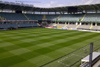 New pitch in Ullevi Stadium in Gothenburg