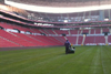 German turf in Turkish stadia