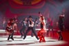Eventausstattung für HOLIDAY ON ICE