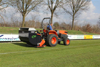 New scarifier collector for tractors