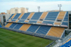 New seats at the stadium of Cadiz CF