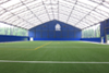 Indoor football hall for top Belgian team