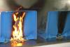Fire Test of masterbatch solutions for stadium seats